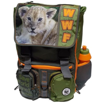 ZAINO ESTENSIBILE WWF ADVENTURE BOY