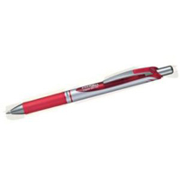 ROLLER PENTEL ENERGEL SCATTO 0,5 ROSSO