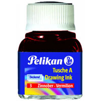 CHINA PELIKAN 10 ML VERMIGLIONE
