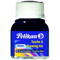 Foto CHINA PELIKAN 10 ML BLU DI PRUSSIA