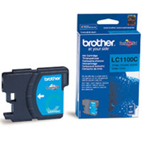 INK BROTHER LC1100C CIANO