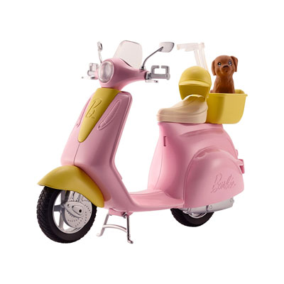 LO SCOOTER DI BARBIE