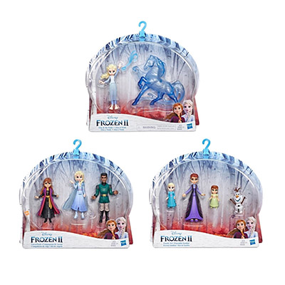 BAMBOLA DISNEY FROZEN 2 SMALL DOLL DELUXE