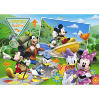 PUZZLE PZ.104 CAMPING BUDDIES 27795