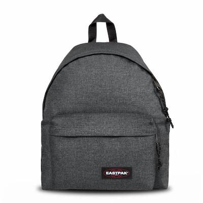ZAINO EASTPAK PADDED PAK'R 77H BLACK DENIM 24L