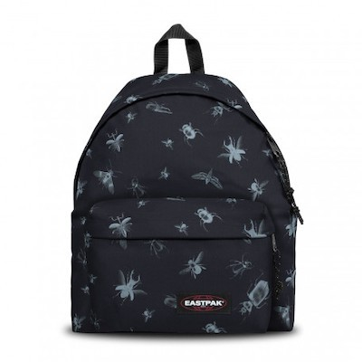 ZAINO EASTPAK PADDED PAK'R 27W BUGGED BLACK 24L